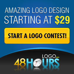 Logo design at 48hourslogo