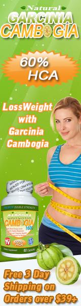 Garcinia cambogia extract banner