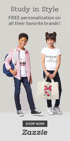 Shop Back to School Gear on Zazzle