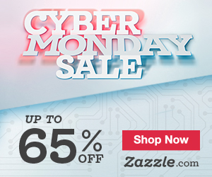 Up to 65% off on Zazzle.com