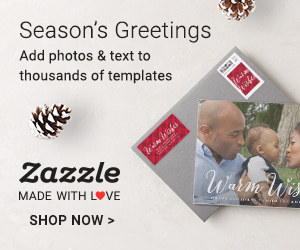Shop Holiday Cards on Zazzle
