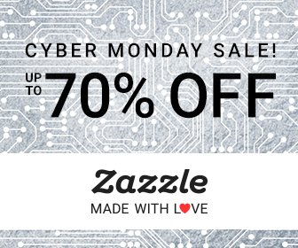 Shop Zazzle Cyber Monday Sale