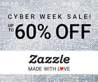 Shop Zazzle Cyber Week Sale