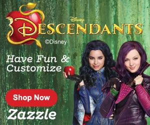 Shop Disney Descendants on Zazzle