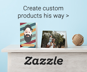 Shop Father's Day Gifts on Zazzle.com