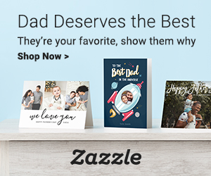 Shop Father's Day Gifts on Zazzle