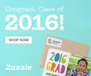 ConGRADulations! Get personalized graduation announcements and invites on Zazzle!