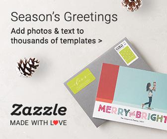 Shop Holiday Cards on Zazzle