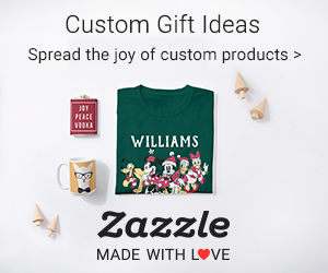 Shop Personalized Holiday Gifts on Zazzle