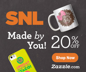 Shop SNL Merch on Zazzle