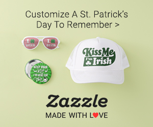 Shop St. Patrick's Day Gifts on Zazzle.com