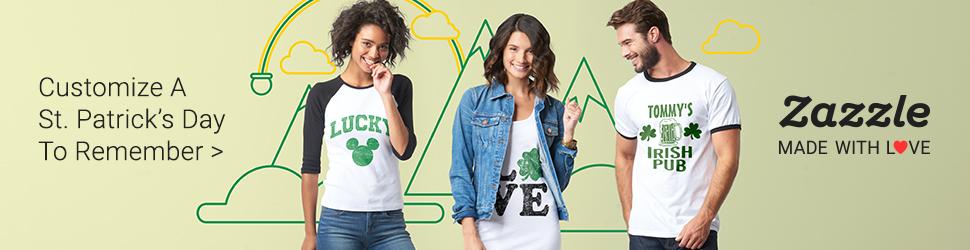 Shop St. Patrick's Day Gifts on Zazzle.com