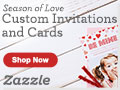 Custom Invitations and Cards