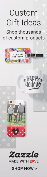 Shop Holiday Gifts on Zazzle