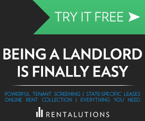 Rental Tools for Landlords | Rentalutions