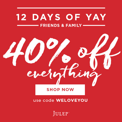 Friends & Family 40% Off Sitewide