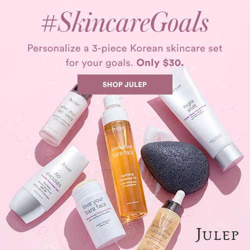 3-piece Korean skincare set