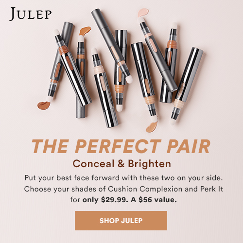 Conceal and Brighten