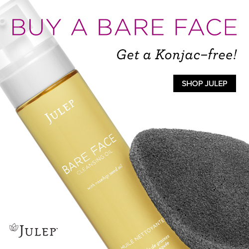 Gift with Purchase at Julep.com