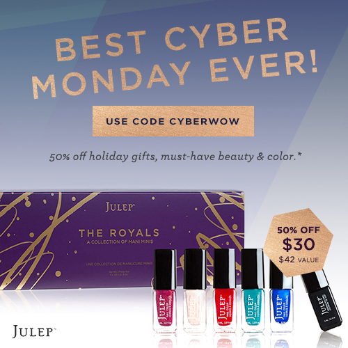 50% off Holiday Gifts at Julep...