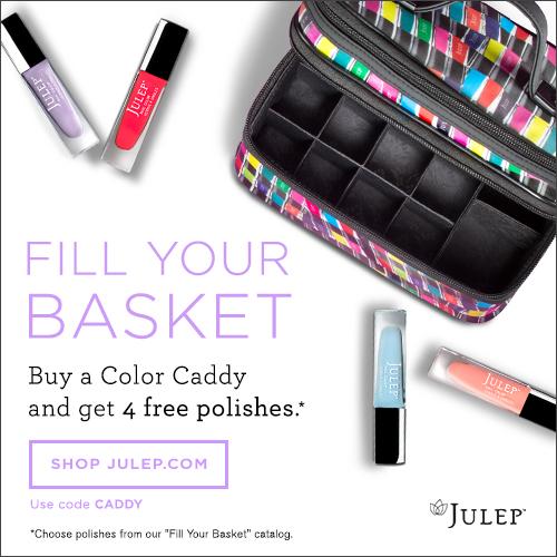 $2.99 shipping on Julep FREEBO...