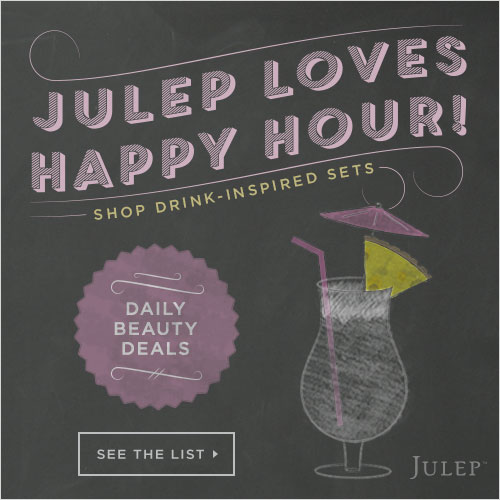 Julep Happy Hour