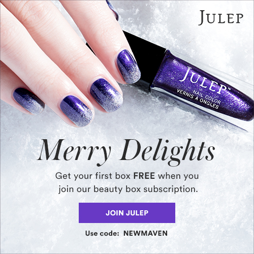 6 pc beauty gift FREE when you join Julep