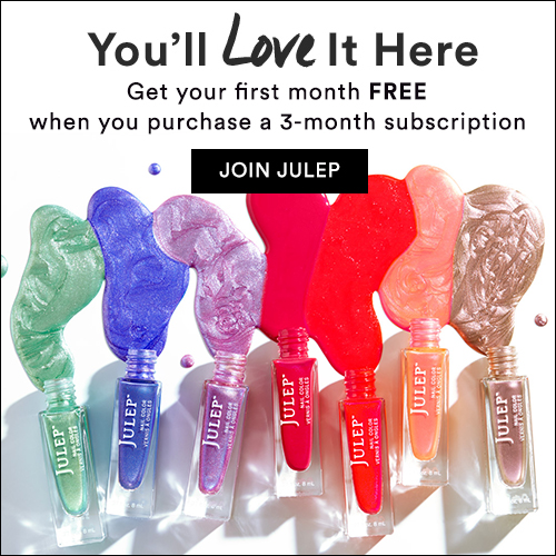 Why Julep Is the Best Beauty Box Subscription