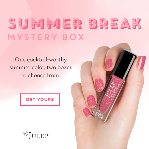 Julep Summer Break Mystery Boxes