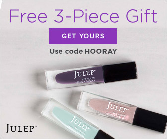 Get the Julep Beauty-Full Welcome Box FREE (just pay $3.99 shipping)