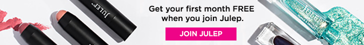Get your first month FREE when you join Julep.