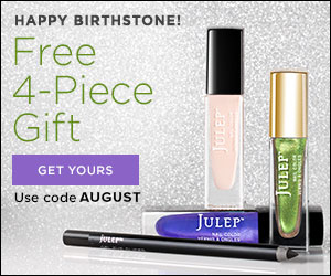 August Birthstone Welcome Box