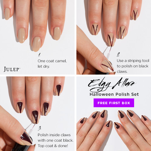 Edgy Allure Tutorial