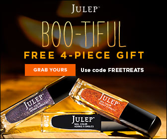 FREE 4-Piece Halloween Welcome...