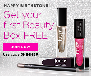 October Birthstone Welcome Box Offer