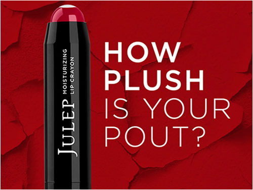 FREE Julep Lip Gloss when you.