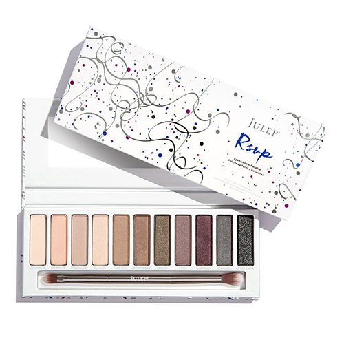Get a free eye shadow palette when you join Julep beauty