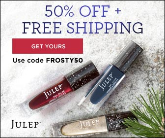 Julep Snow Day Welcome Box Offer