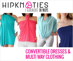 Multi way convertible clothing