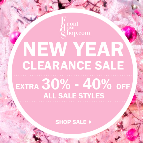 New Year Clearance Sale