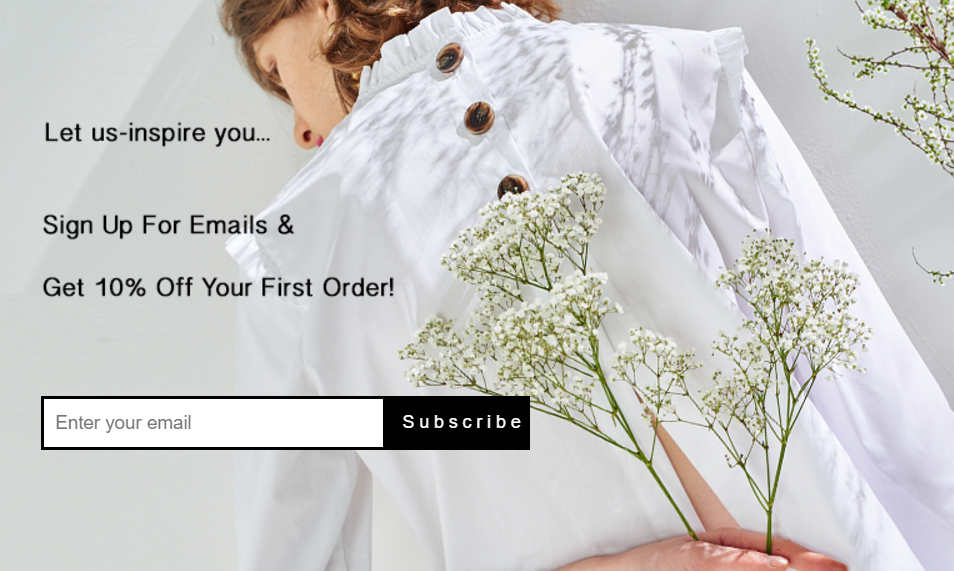 Front Row Shop Coupon Code