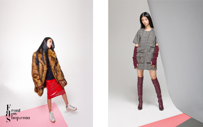 Fur coat AW2014 collection