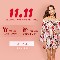 11.11 Singles Day Presents & Coupons 4