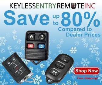 Keyless Entry Remote
