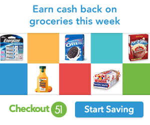 Sign up with Checkout 51 to save on your favorite brands