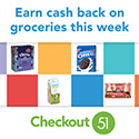 Save on groceries with these offers from Checkout 51