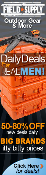 Field Supply | Daily Deals for Real Men