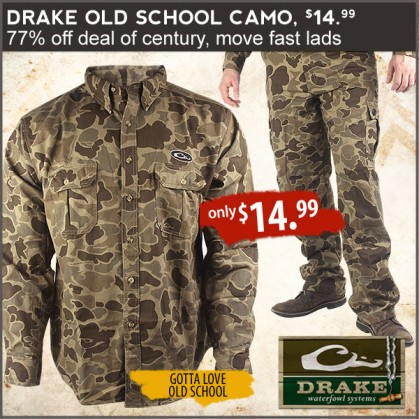 Drake Hunting Gear Deal