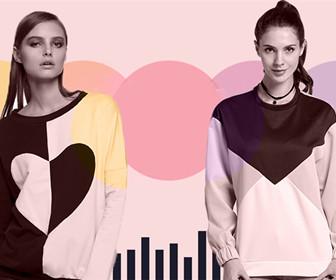 COLOR BLOCK-New Style Hoodies & Sweatshirts