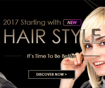 2017 Starting with NEW HAIR STYLE-It's Time To Be Better.
